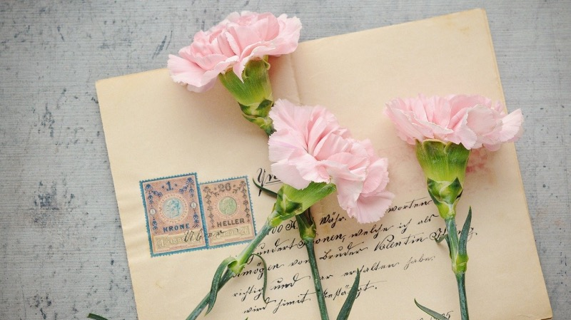 感謝の手紙