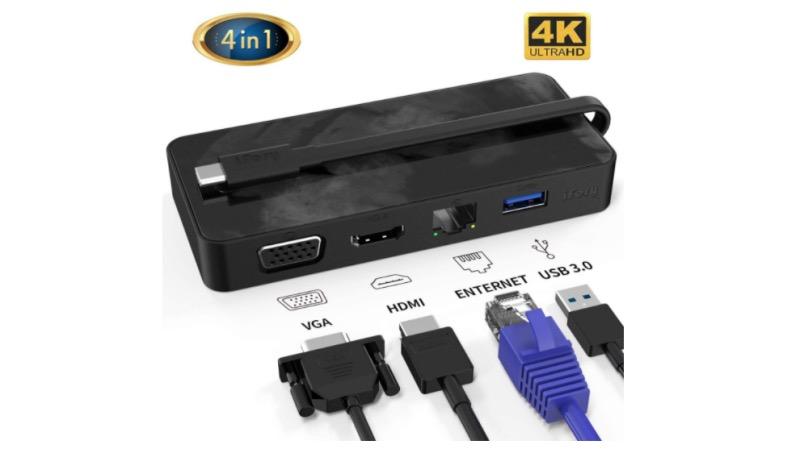 IFory USBハブ